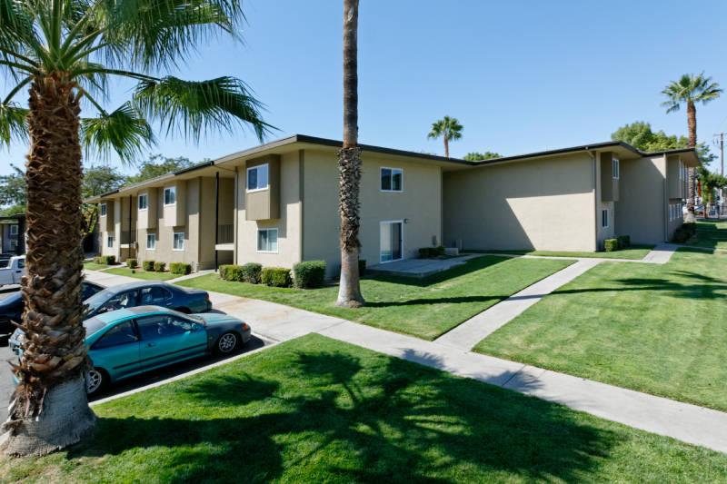 Canyon Crest Family Apartments Fresno California