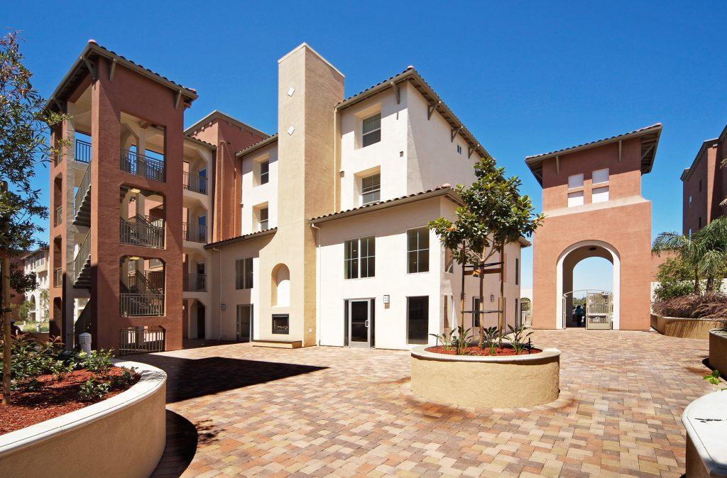 Corde Terra Village Senior Housing San Jose California