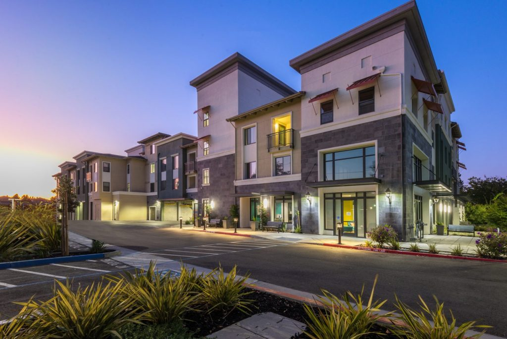 Evelyn Avenue Family Apartments Mountain View California