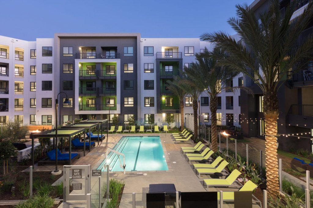 Lexington Luxury Apartments San Jose California