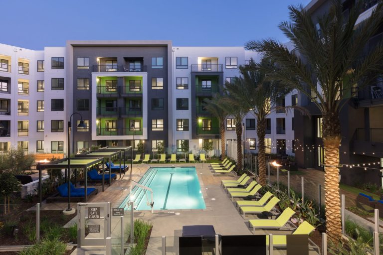 Lexington Luxury Apartments San Jose California