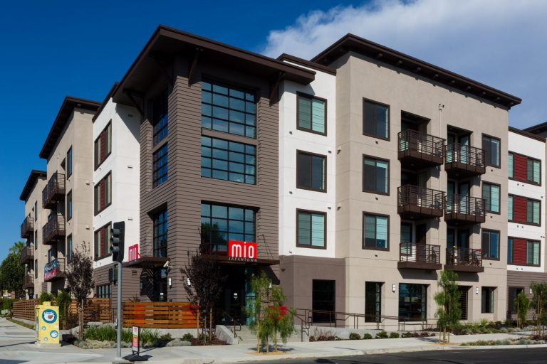 Mio Japantown Multifamily Housing San Jose California