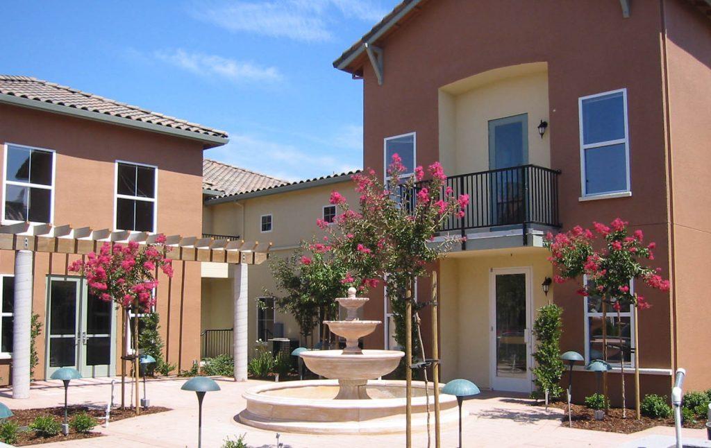 Monte Vista Gardens Senior Housing San Jose California