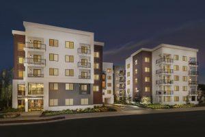 Oak Grove Apartments Silicon Valley California