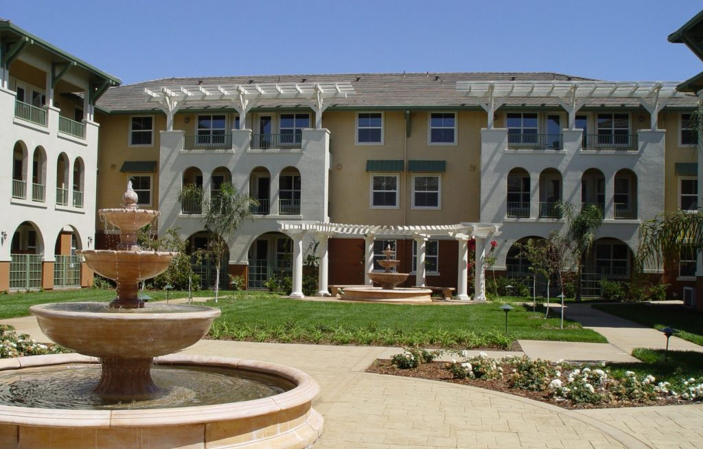 Oaks of Almaden Multifamily Housing San Jose California