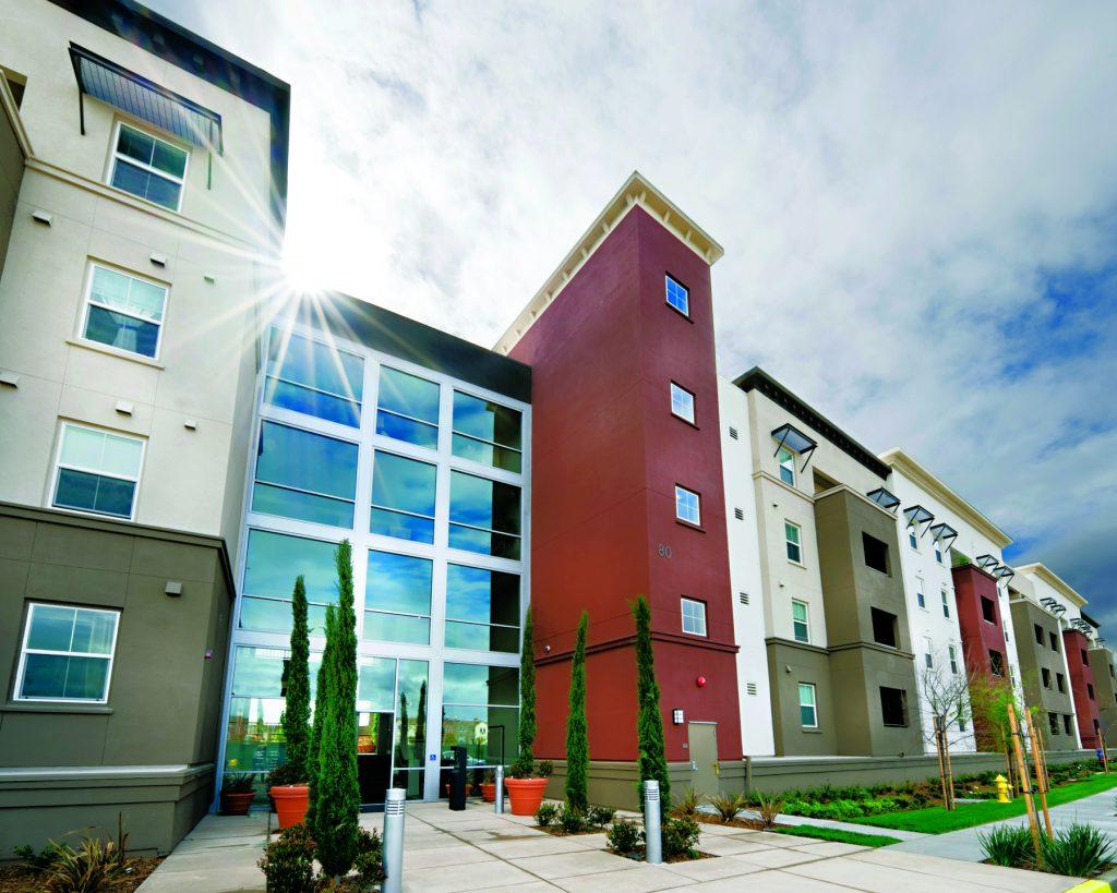 Orvieto Family Apartments San Jose California