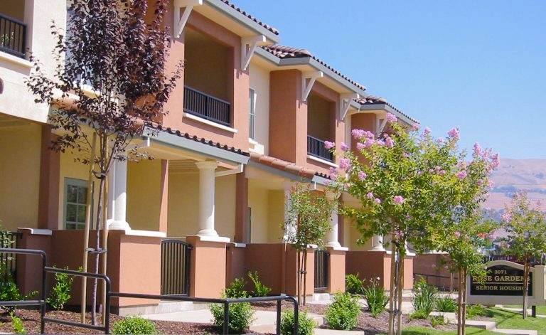 Rose Gardens Multifamily Housing San Jose California