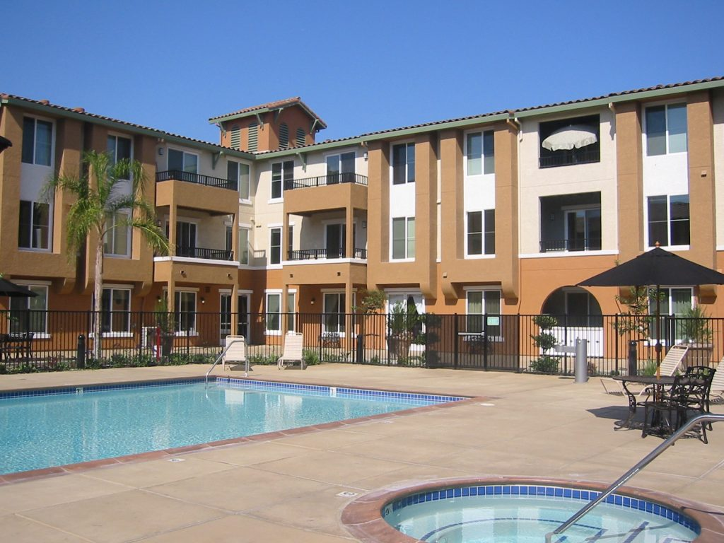 Summer Breeze Apartments San Jose California