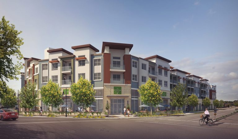 Multifamily Housing San Ramon California